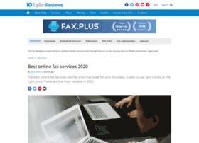 faxing-service-review.toptenreviews.com