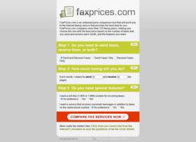 faxprices.com