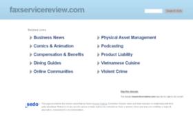 faxservicereview.com