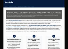 faxtalk.com