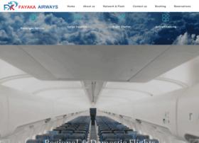 fayaka-airways.com