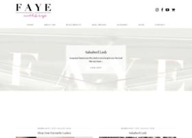 fayemakeup.com