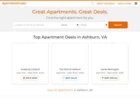 fayetteville.apartmentfinder.com