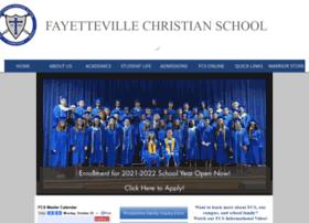fayettevillechristian.com