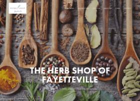 fayettevilleherbshop.com