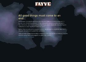 fayve.com