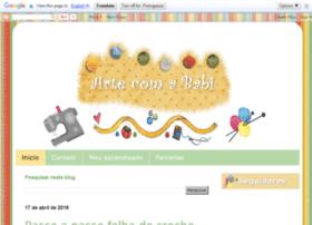 fazendoartecomababi.blogspot.com.br