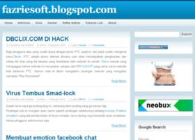 fazriesoft.blogspot.com