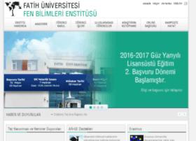 fbe.fatih.edu.tr
