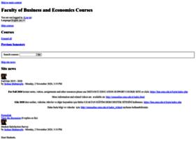 Fbemoodle.emu.edu.tr