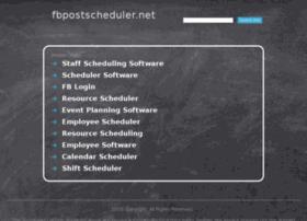 fbpostscheduler.net