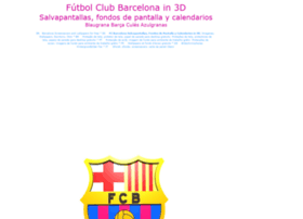 fcbarcelona.pages3d.net