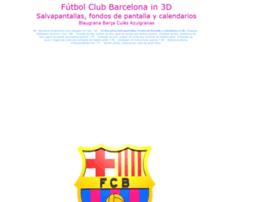 fcbarcelona.pages3d.net