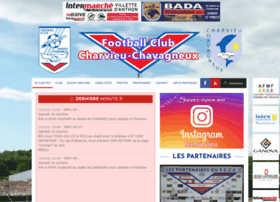 fccc-football-club-charvieu-chavagneux.fr