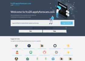 fcs20.applyforexam.com