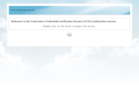 fcvs-satisfaction-survey.com