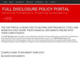 fdpp.blgs.gov.ph