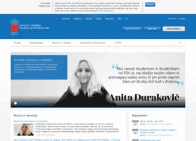 fdv.uni-lj.si