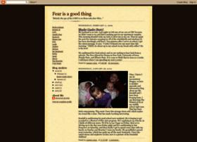 fearisgood.blogspot.co.il