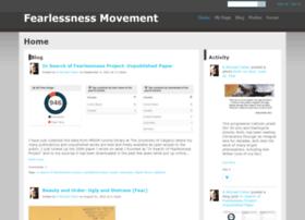 fearlessnessmovement.ning.com