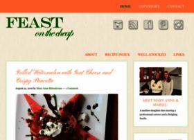 feastonthecheap.wordpress.com
