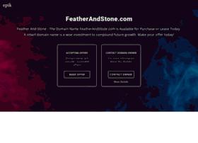 featherandstone.com
