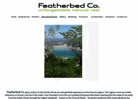 featherbed.co.za