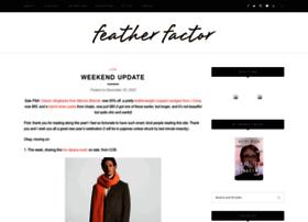 featherfactor.com