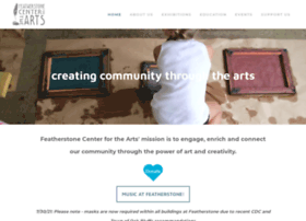 featherstoneart.org