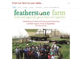 featherstonefarm.com