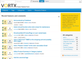 features.vortx.com