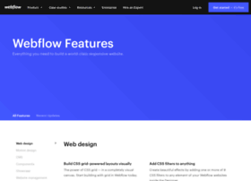 features.webflow.com