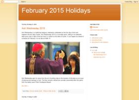 february2015holidays.blogspot.com