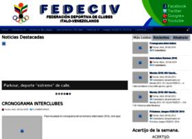 fedeciv.com.ve