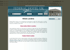 federal-hotel-london.co.uk