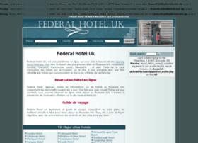 federal-hotel.co.uk