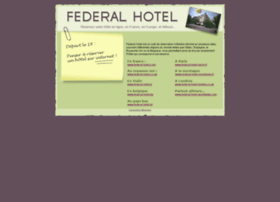 federal-hotel.fr