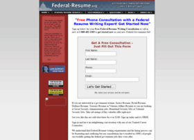 federal-resume.org