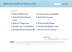 federal-stafford-loan.com