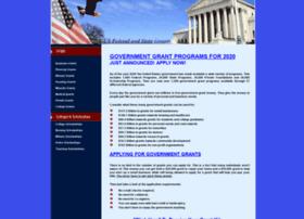 federalandstategrants.org