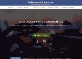 federalautoloan.com