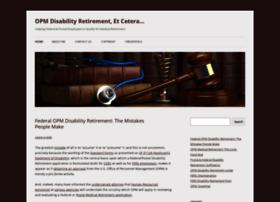 federaldisabilityretirement.wordpress.com