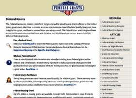 federalgrants.com