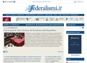 federalismi.it