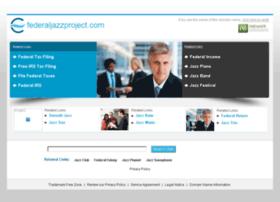 federaljazzproject.com