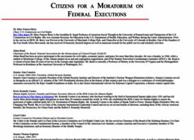 federalmoratorium.org