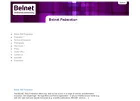 federation.belnet.be