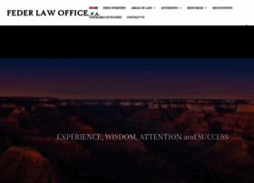 federlawoffice.com
