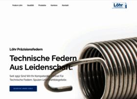federn-loehr.de