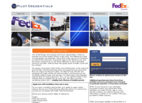 fedex.pilotcredentials.com